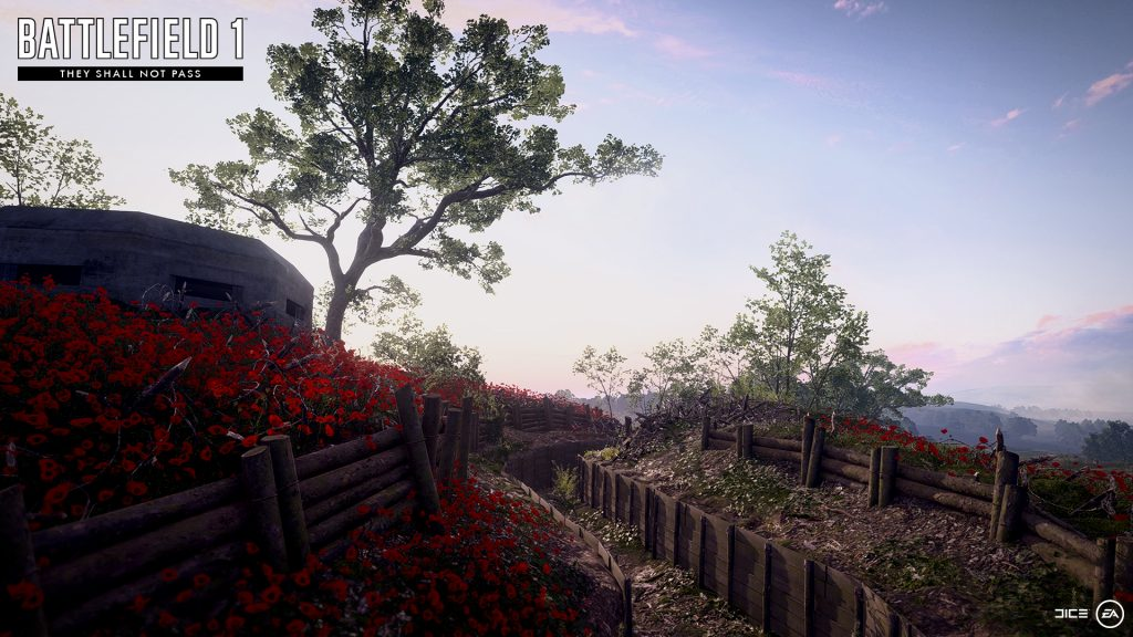 Battlefield 1 Shall not Pass Screenshot