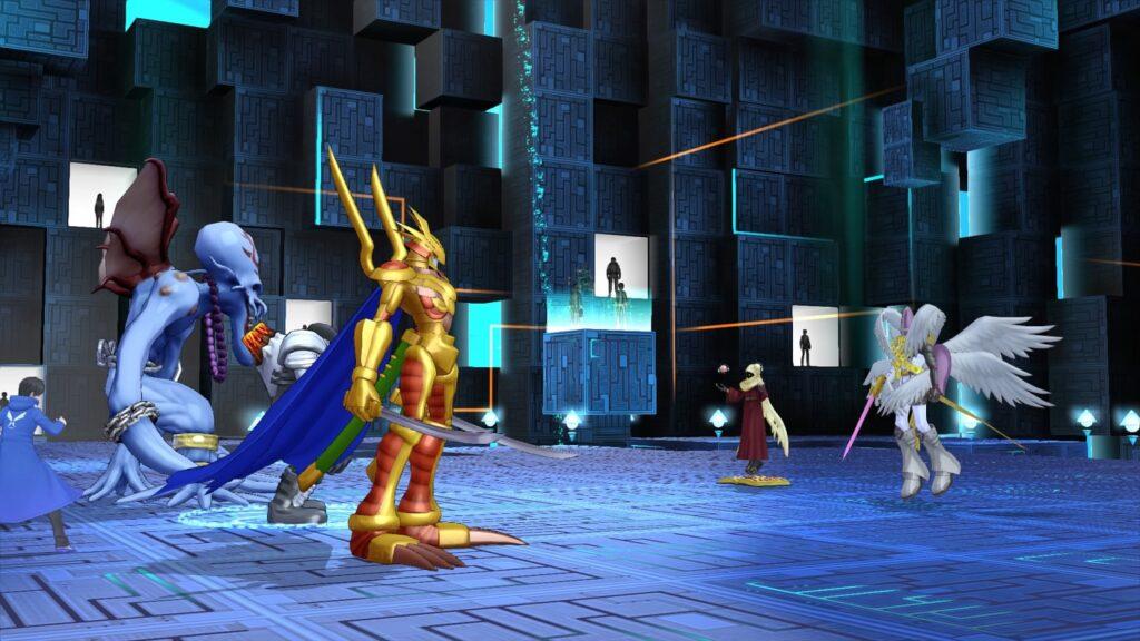Digimon Hacker Screenshot PS4