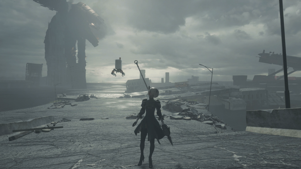 Nier Automata Screenshot CK