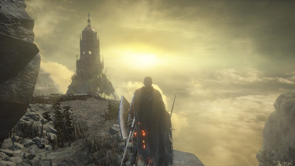 Screenshot Ringed City Dark Souls 3