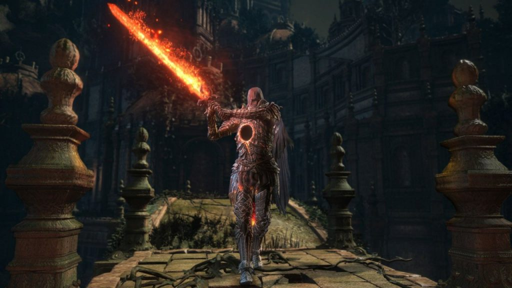 Dark Souls Weapon Screenshot
