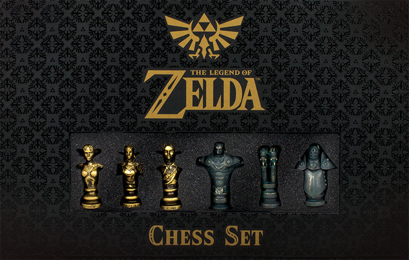Zelda Collectors Schach