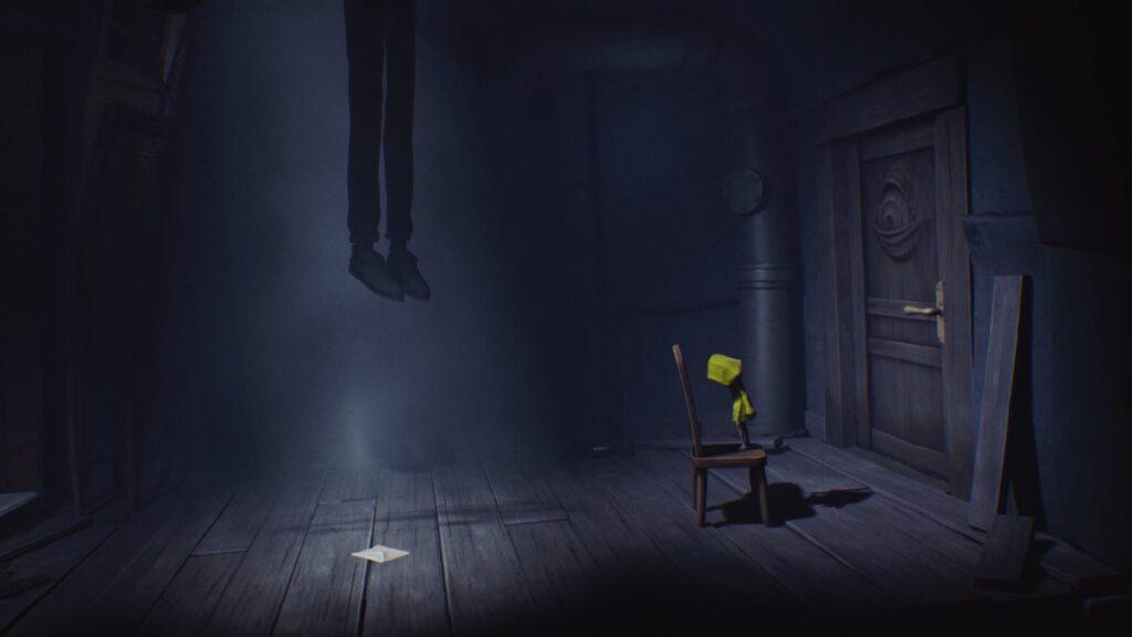 Screenshot Little Nightmares