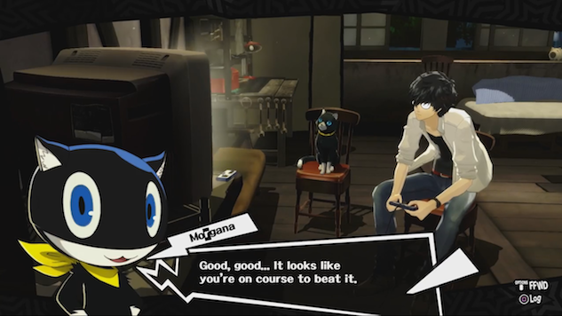 Screenshot Persona 5