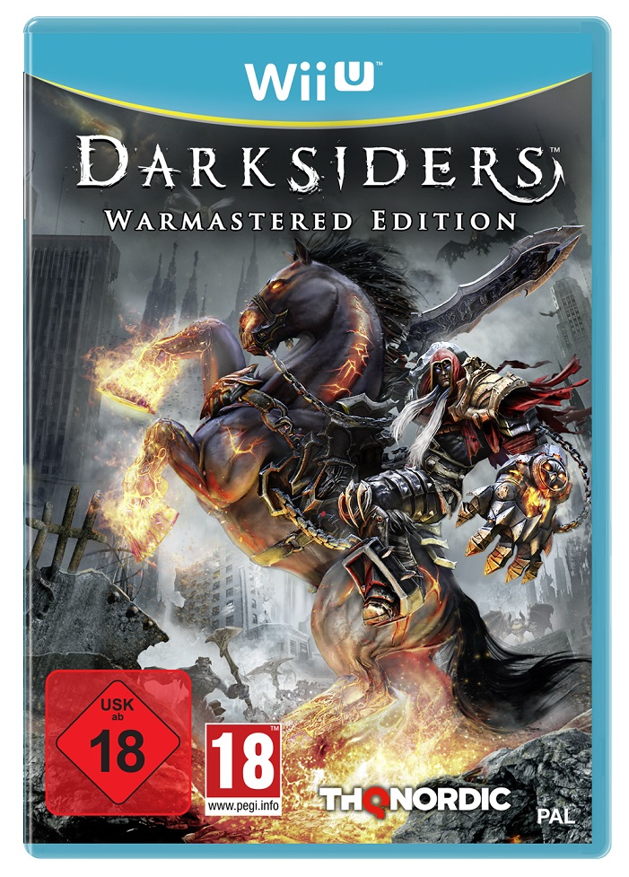 Darksiders Wii U Packshot