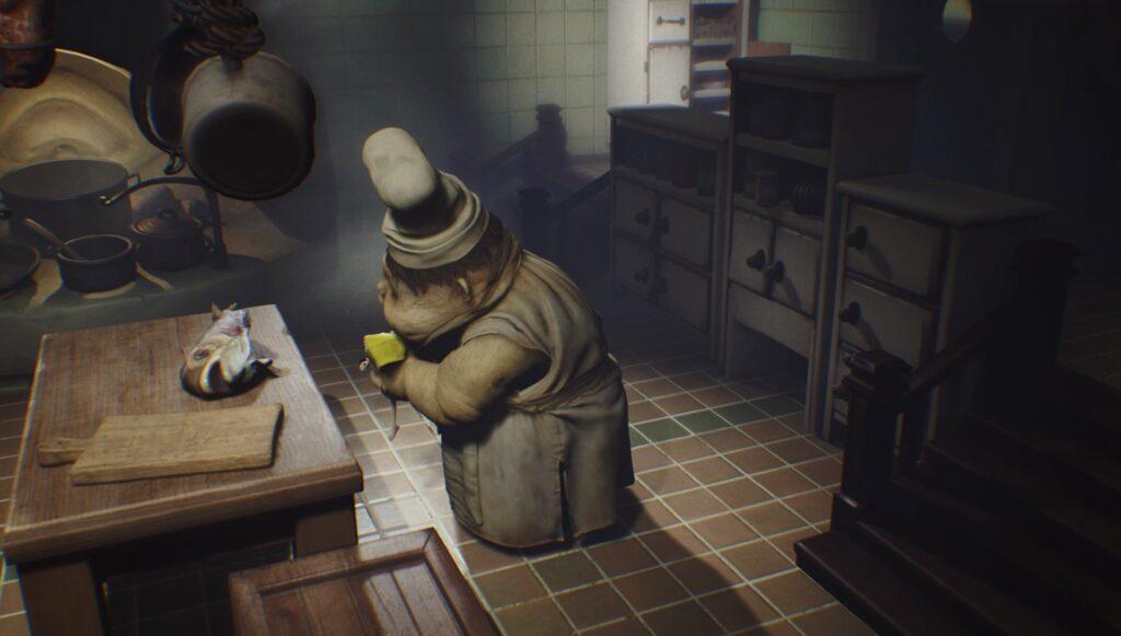 Screenshot Cook Little Nightmares