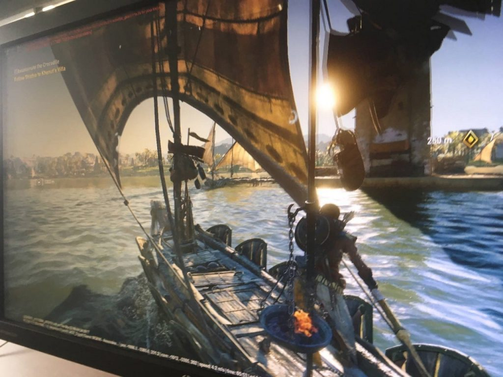 Assassin's Creed Ägypten Screenshot