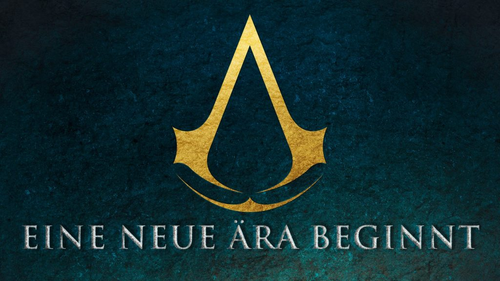 Ubisoft Facebook Cover Origins
