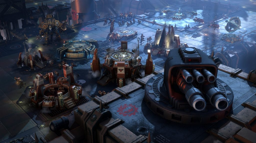 Dawn of War 3 Screen