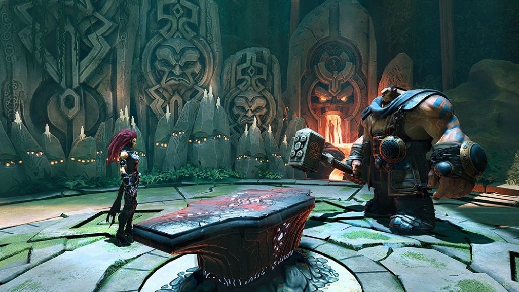 Darksiders 3 Leak Screenshot 1