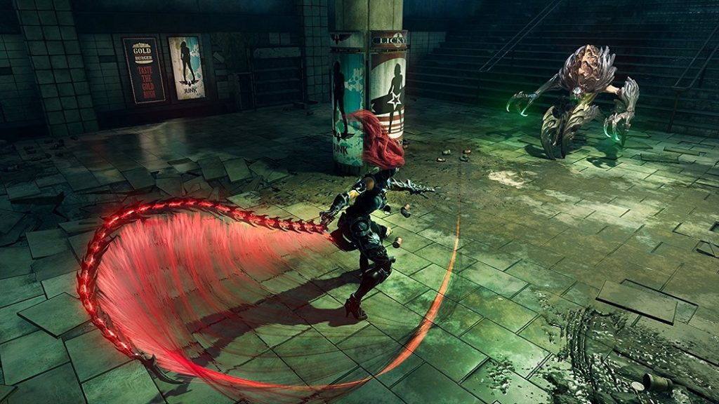 Gameplay Screenshot Darksiders 3