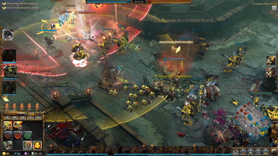 Screenshot Dawn of War 3