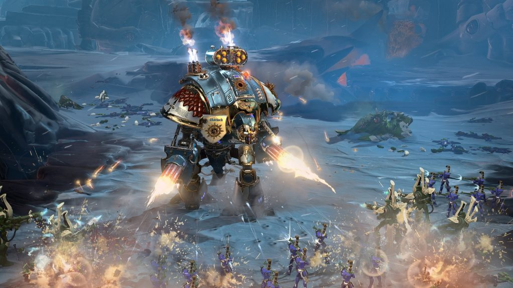 Screenshot Dawn of War