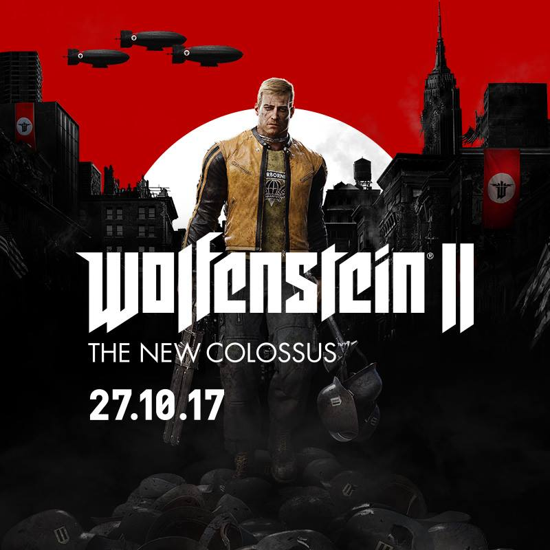 Wolfenstein II: The New Colossus - Neuer Gameplay-Trailer 'Erdbeermilch'