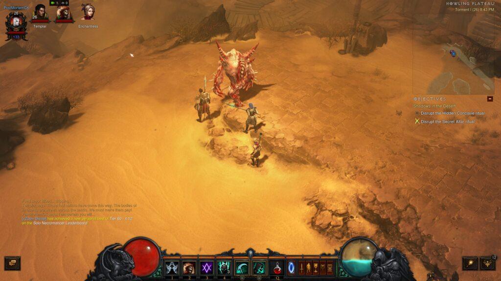 Diablo 3 Wüste