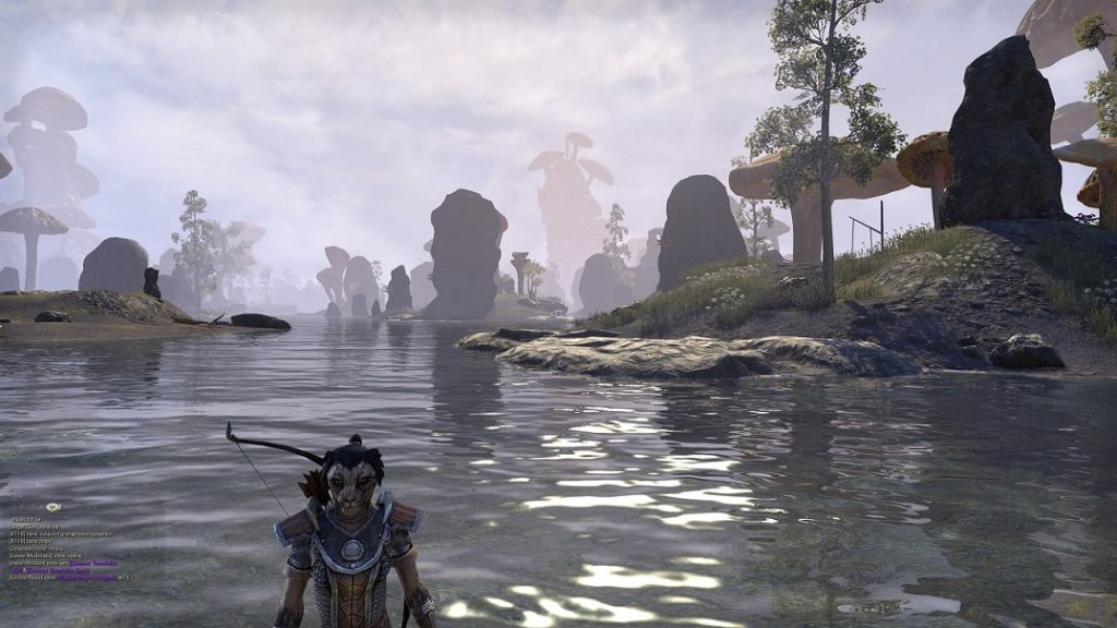 Elder Scrolls Morrowind Screenshot