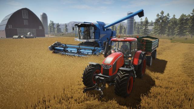 E3 Pure Farming