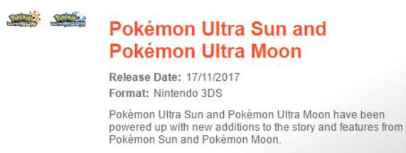 Pokémon Ultrasonne und Ultramond