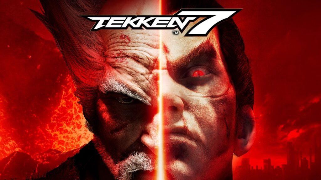 Tekken 7 Cover Art Jin