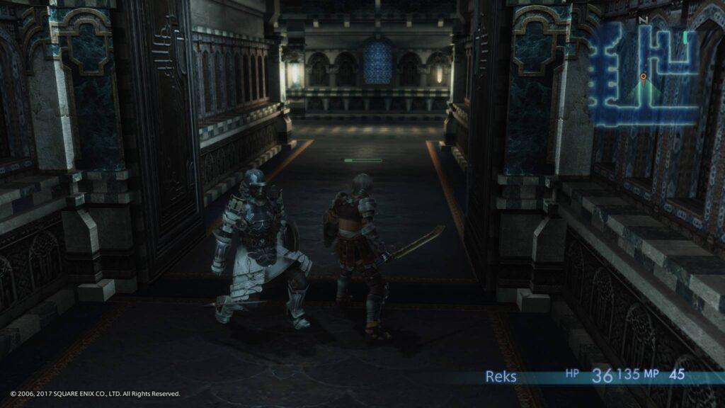 PS4 Pro Final Fantasy 12