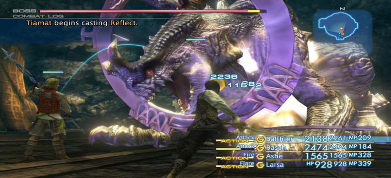 Reviewbild Final Fantasy XII