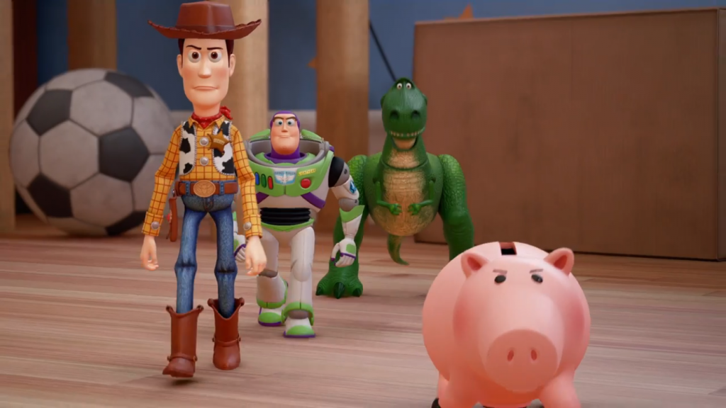 Toy Story Welt