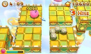 New 3DS Kirby Blowout