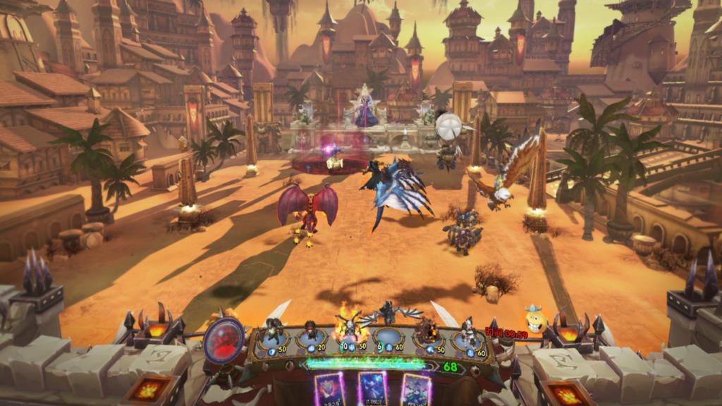 Screenshot legion commander