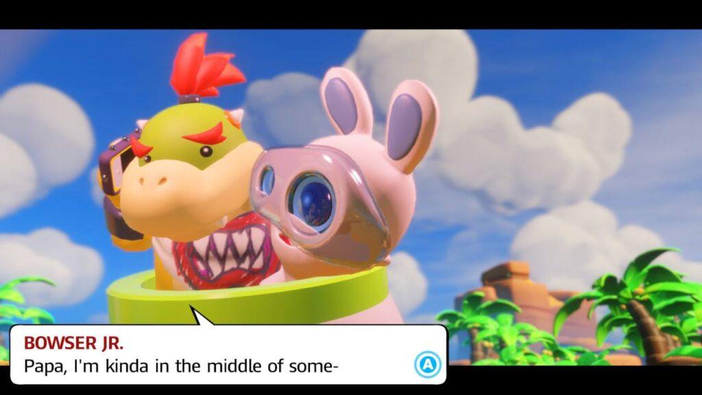 Screenshot Nintendo Switch