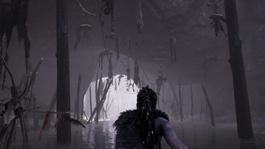 Screenshot PS4 Pro Senua