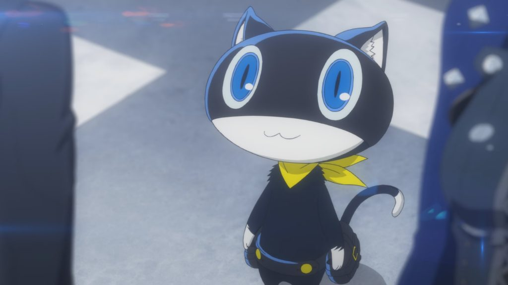 Morgana Anime Screenshot Persona 5