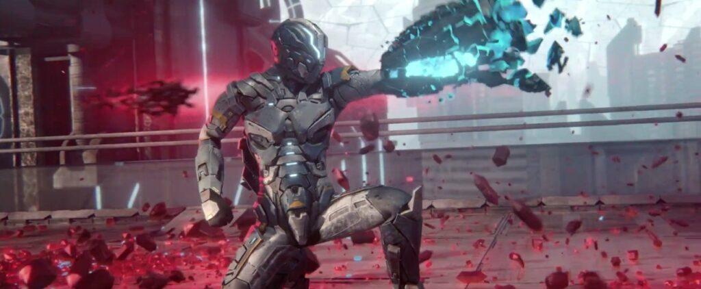 Screenshot Matterfall PS4 Pro