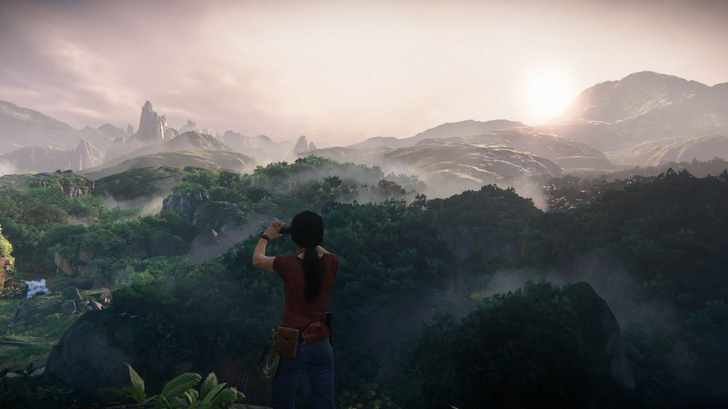 Cerealkillerz Screenshot PS4 Pro Uncharted Lost