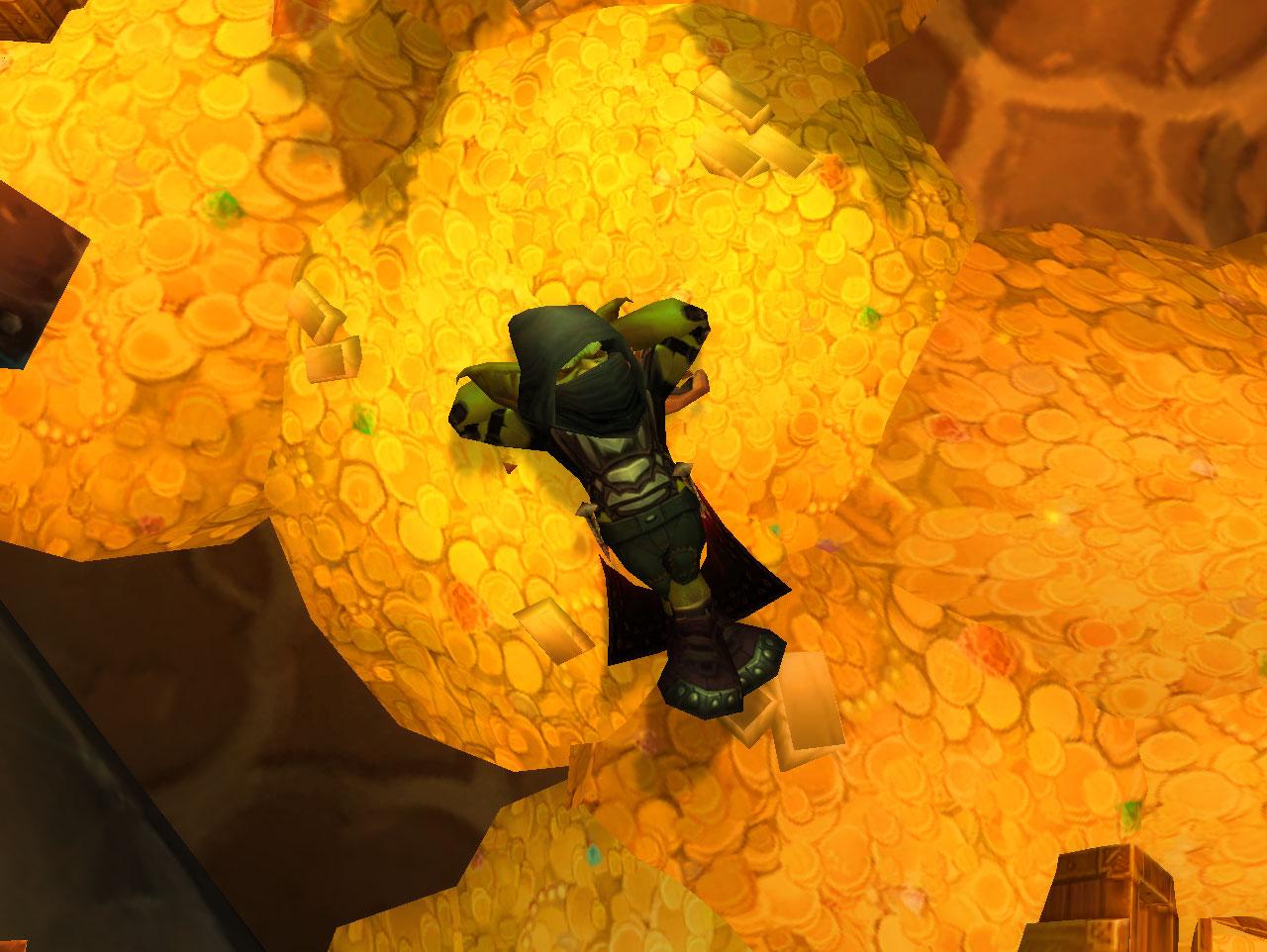 World of Warcraft - Spielgoldwährung hoch im Kurs - Cerealkillerz