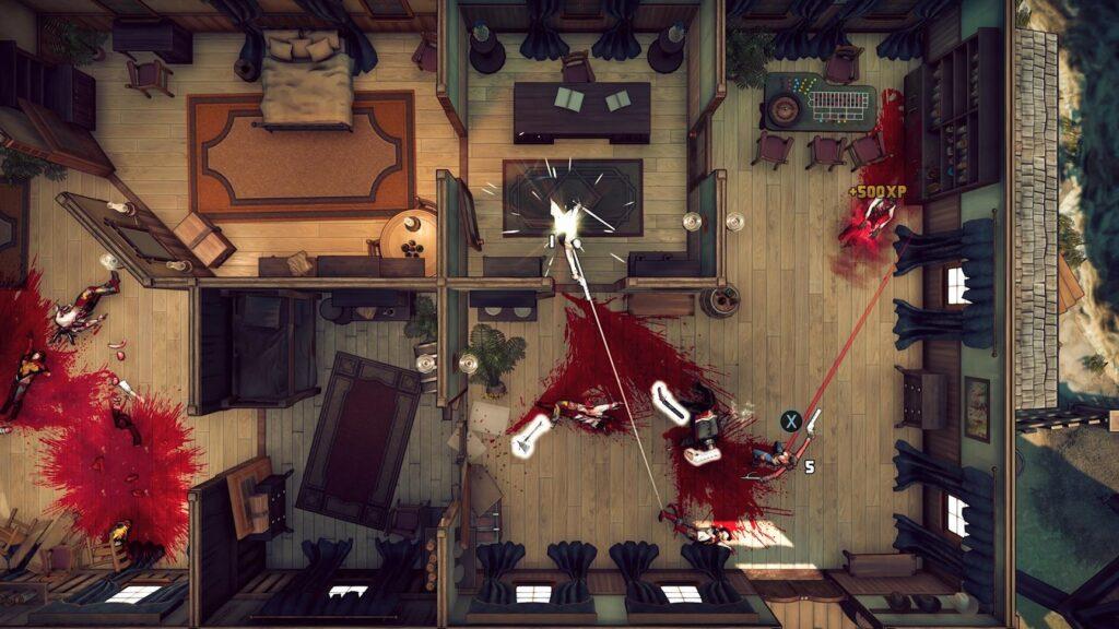 Screen Gods Trigger Gamescom