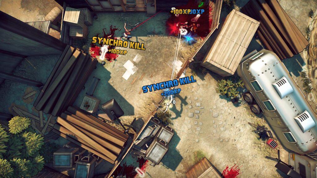 Screenshot gods trigger Gamescom 2017