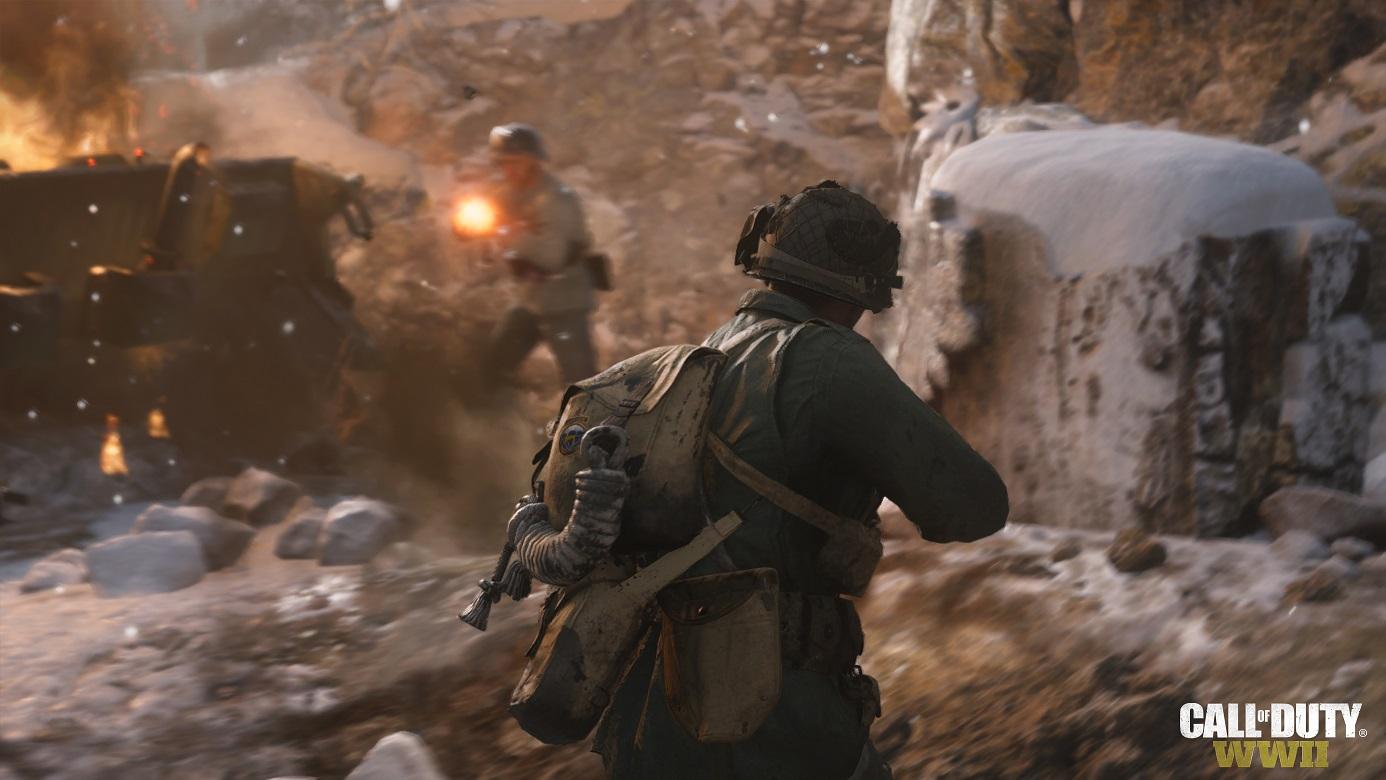 Call of Duty: WW2 - Westfront und Konzentrationslager im deutschen Story-Trailer