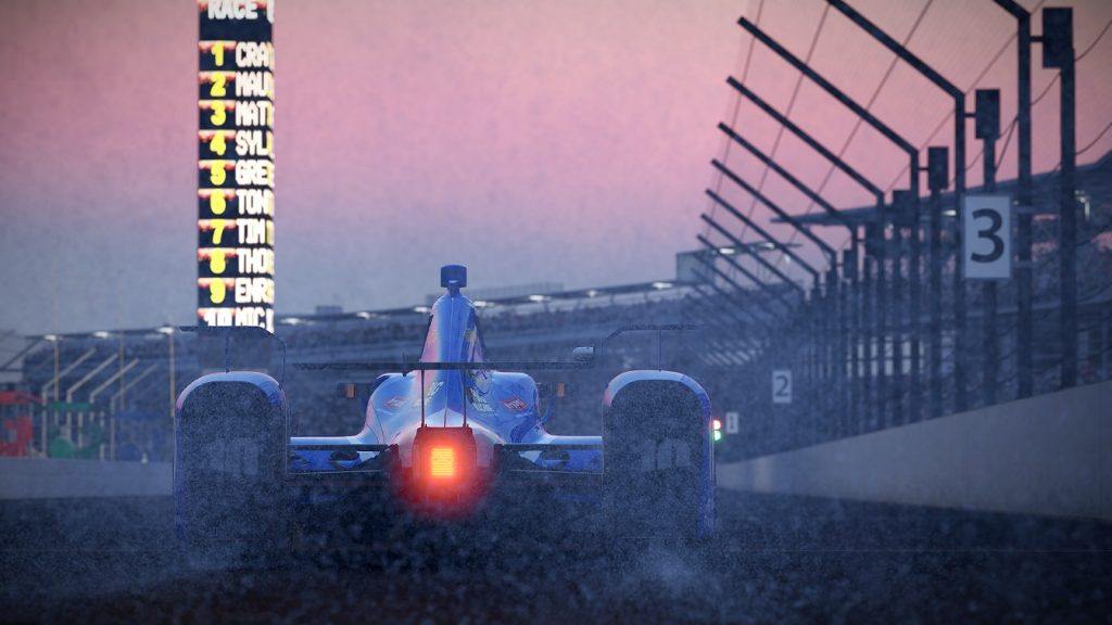 Project Cars 2 Screen PS4