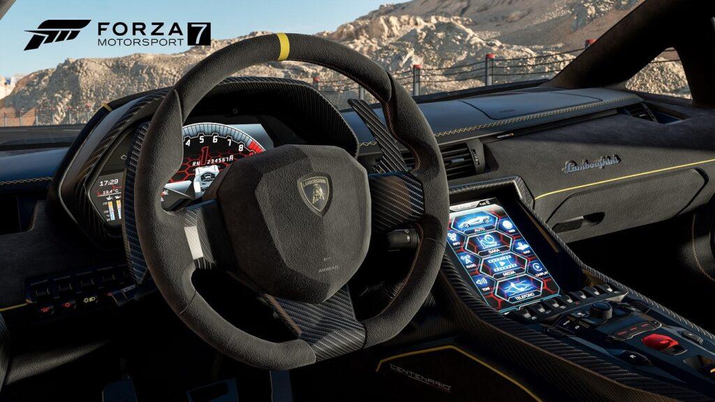 Forza Lamborghini 4K