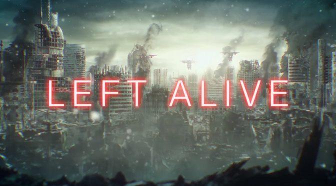 Square Enix kündigt Left Alive für die PlayStation 4 und den PC an