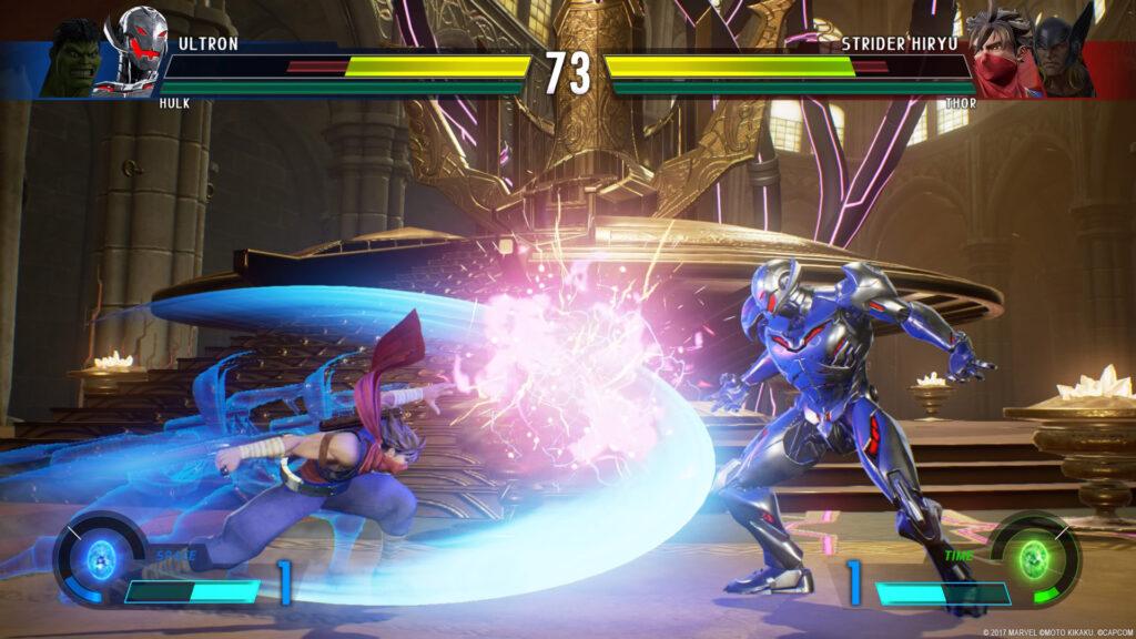 Screenshot Infinite Marvel