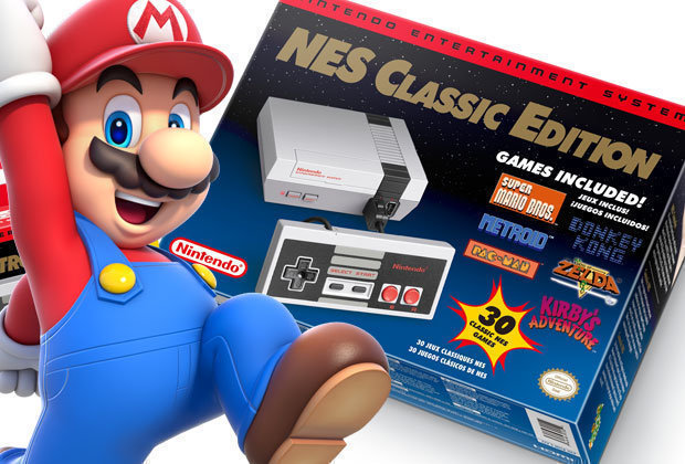 NES Classic Mini wird nachproduziert