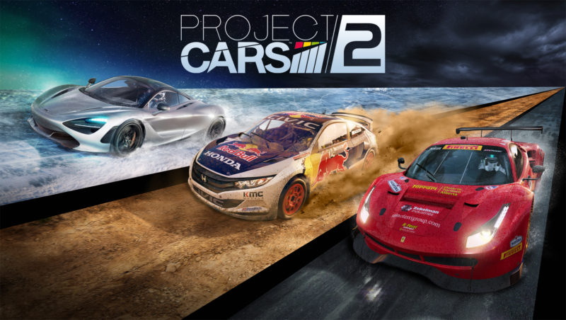 Project CARS 2 erstmals mit Mercedes-Benz Driving Events