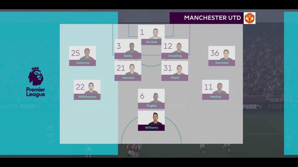 Screenshot FIFA 18