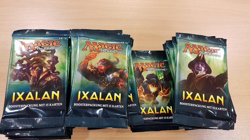 Booster Packs Ixalan