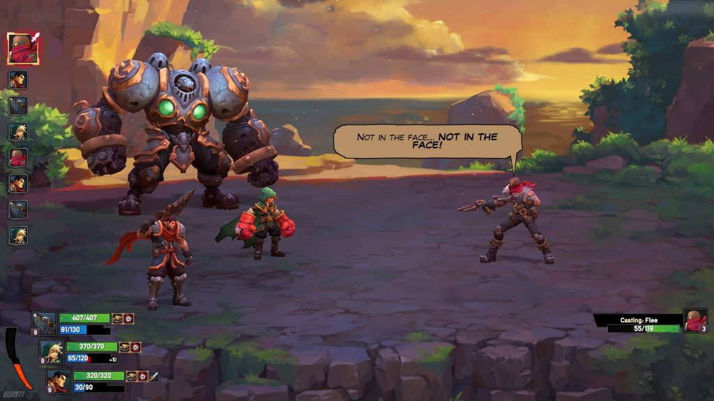 Don't Shoot Battle Chasers