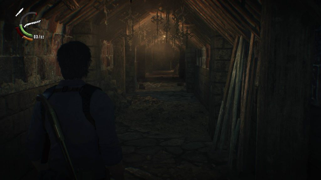 Screenshot Evil Within 2