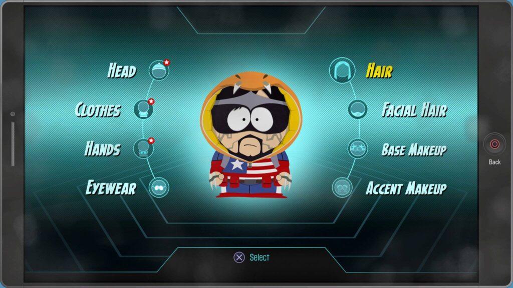 PS4 Pro South Park Kostüme