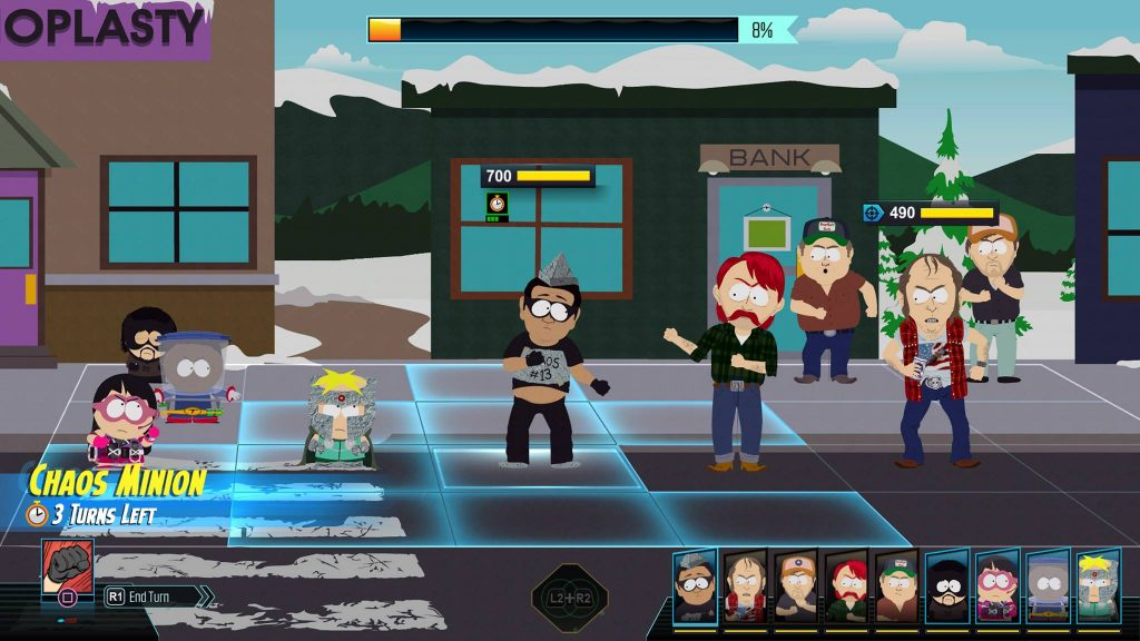 PS4 Pro South Park