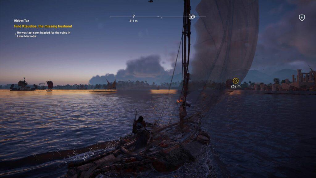 PS4 Pro Assassin's Creed Origins